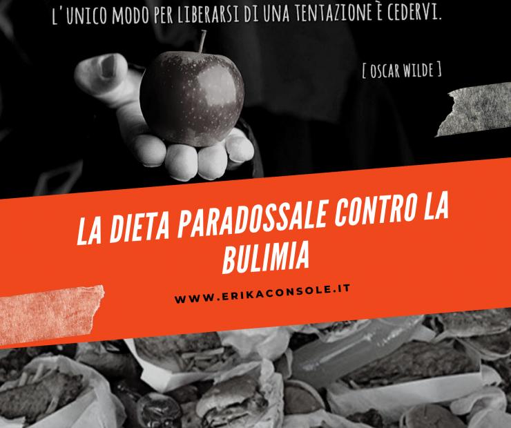 Oltre la solita dieta: come sconfiggere la bulimia